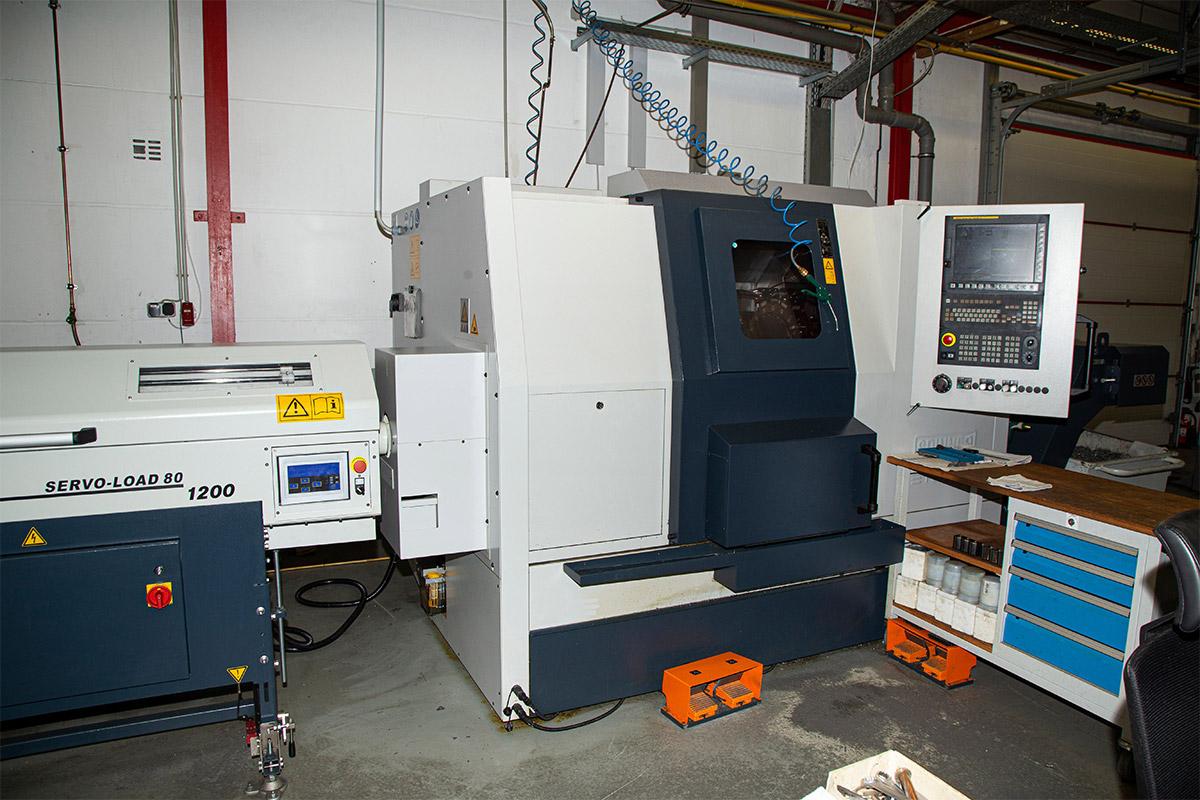 Drehzentrum Spinner TC 600 MCY