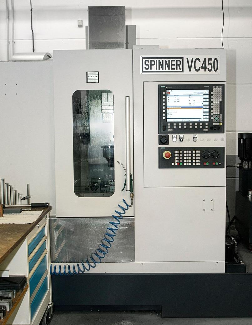 Spinner V450